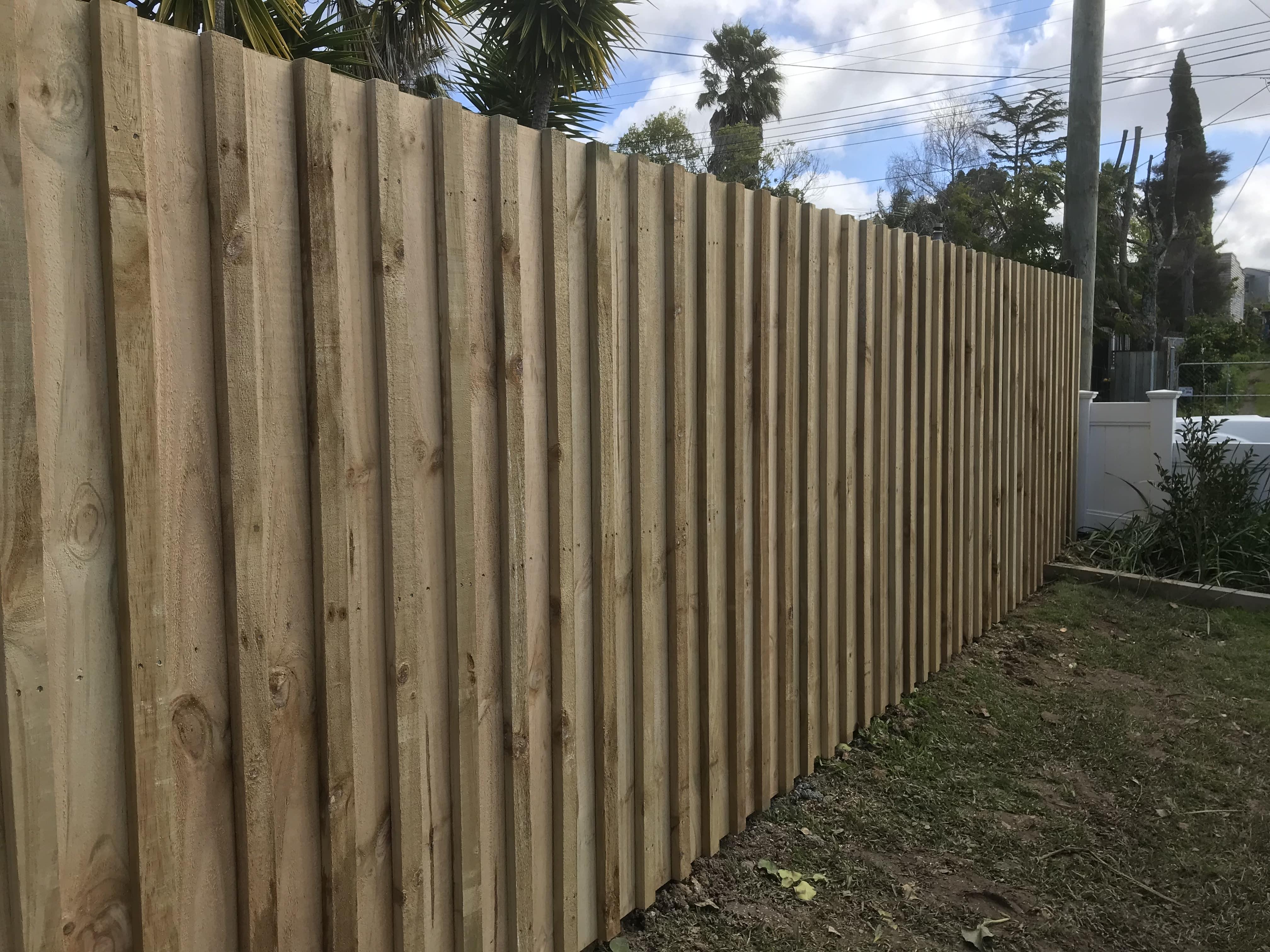 Acoustic Batten Fence 2-min
