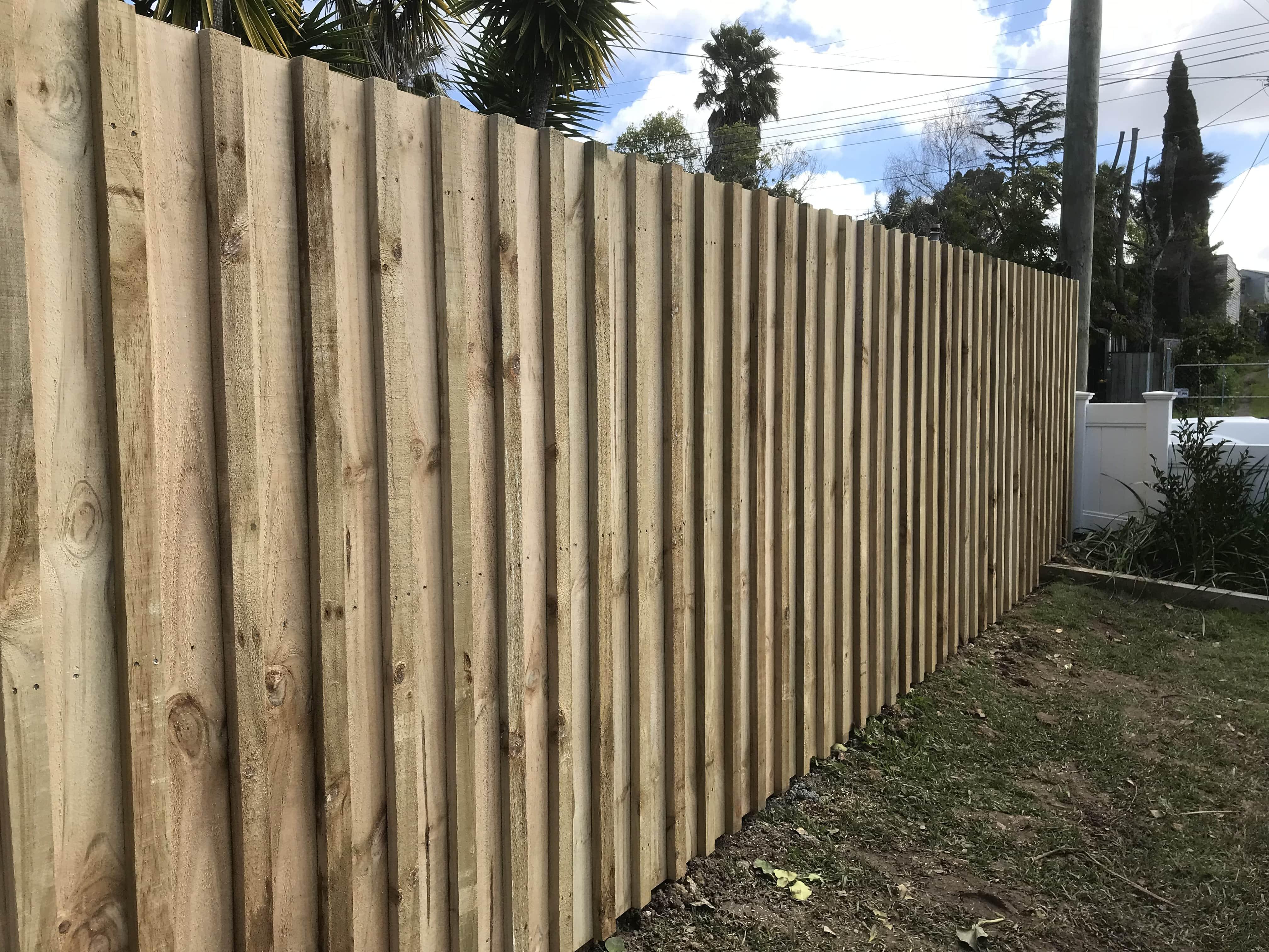 Acoustic Batten Fence 4-min
